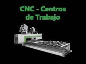 CNC - Centros de Trabajo