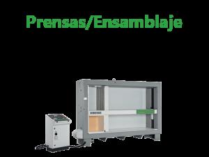 Prensas/Ensamblaje